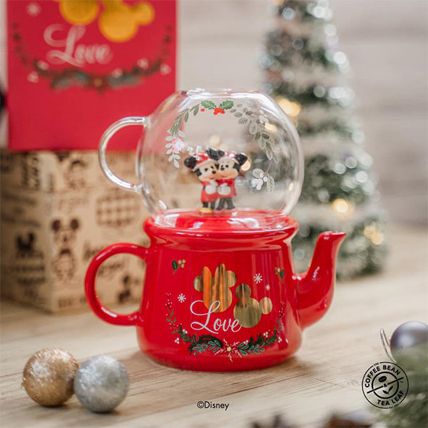 Coffee Bean X Disney S Holiday Collection Starring Mickey Minnie Will Get You In The Festive Mood Zula Sg