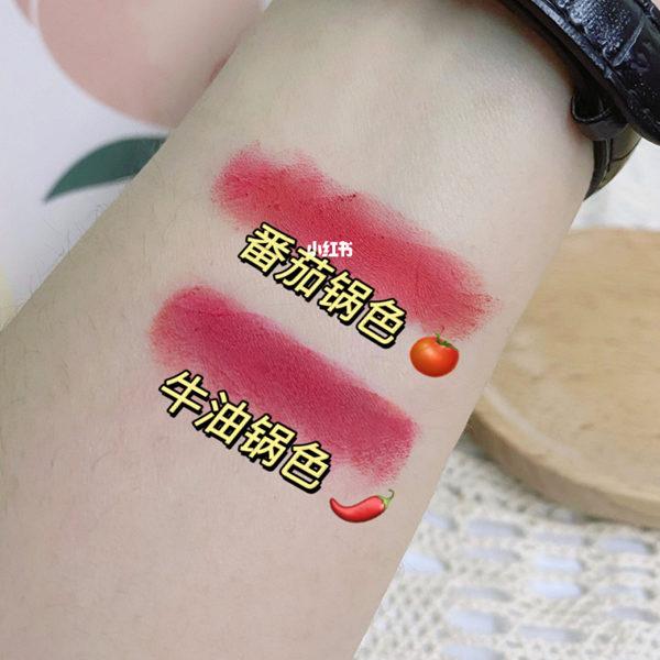 haidilao lipstick swatches