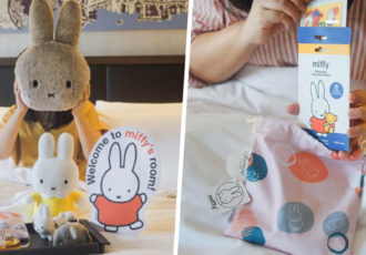 miffy staycation cover