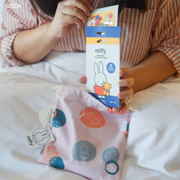 miffy staycation mosquito repellent patches