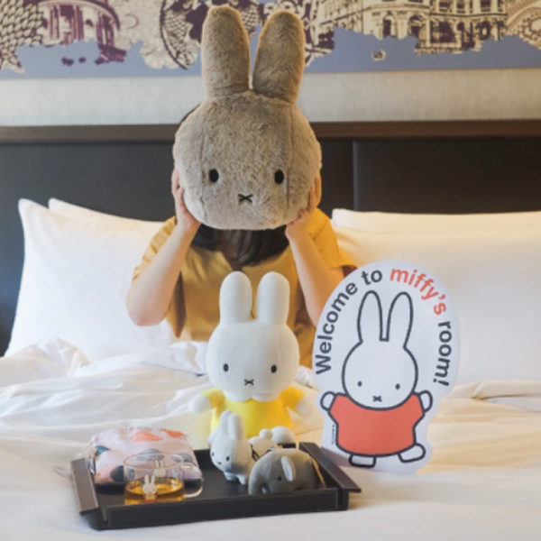 miffy staycation room