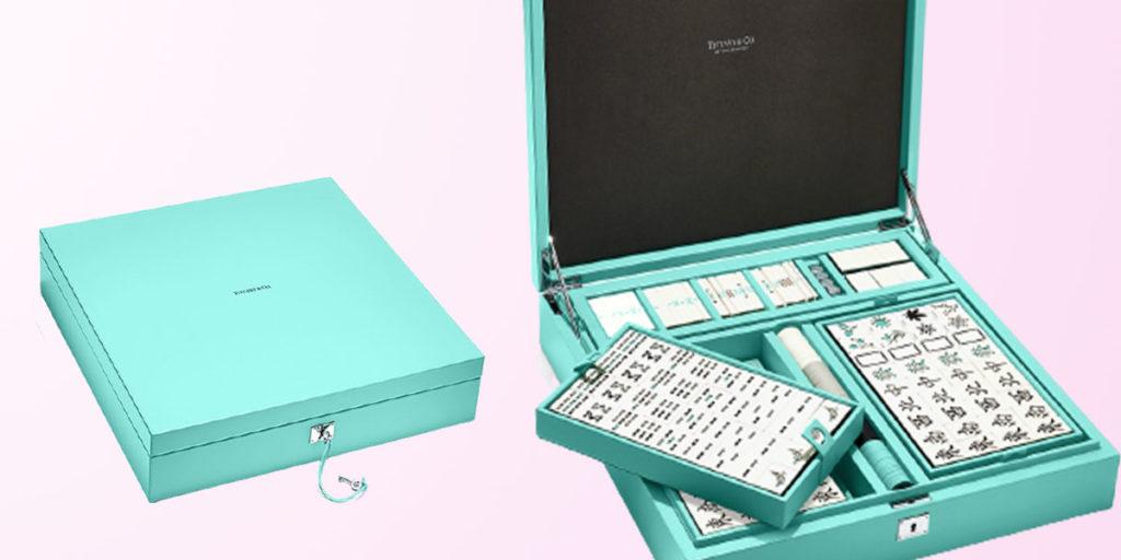tiffany and co mahjong set cover photo 1