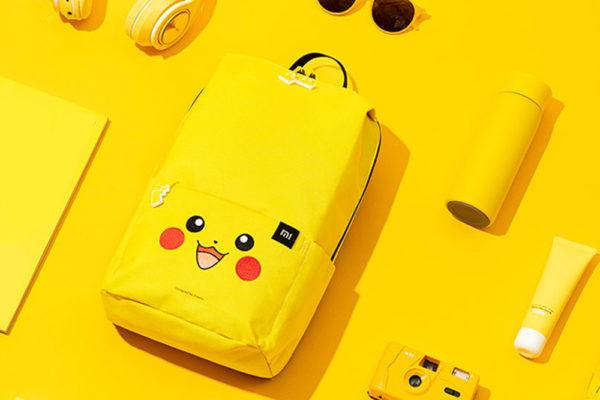 xiaomi pikachu backpack