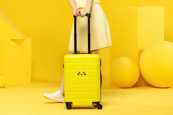xiaomi pikachu suitcase