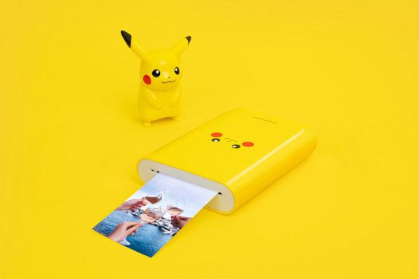 xiaomi pikachu pocket printer