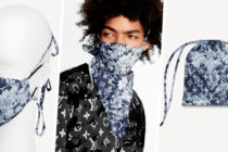 louis vuitton face mask and bandana set cover photo