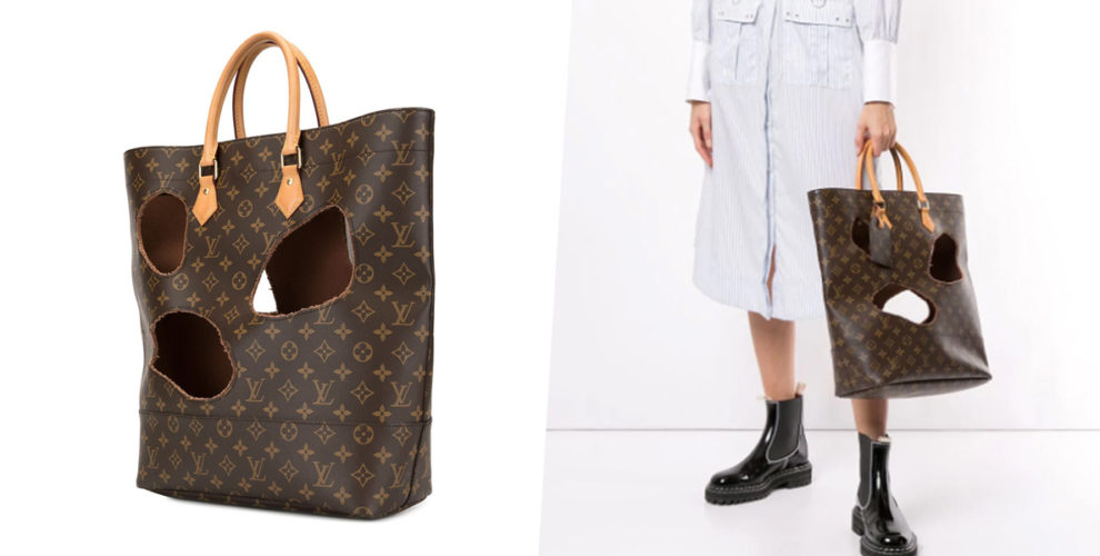 louis vuitton monogram tote cover