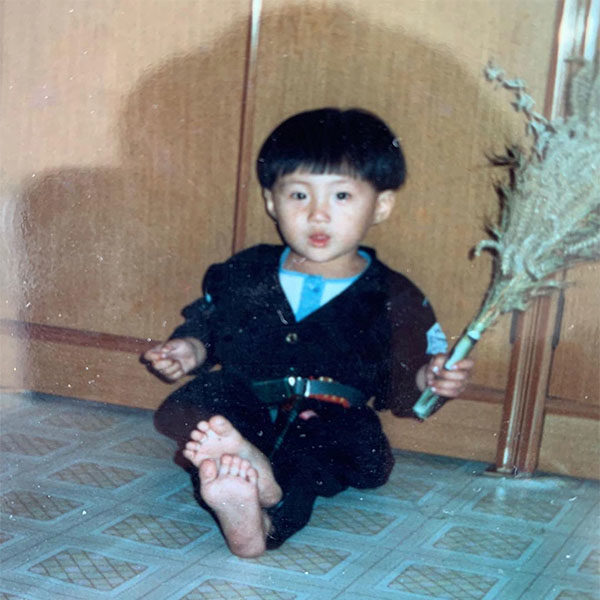 kim seon ho baby photo