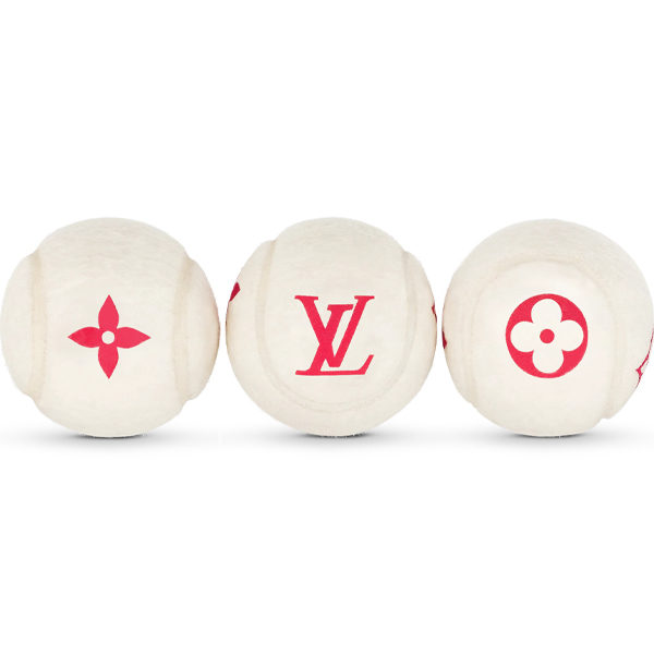 louis vuitton tennis balls