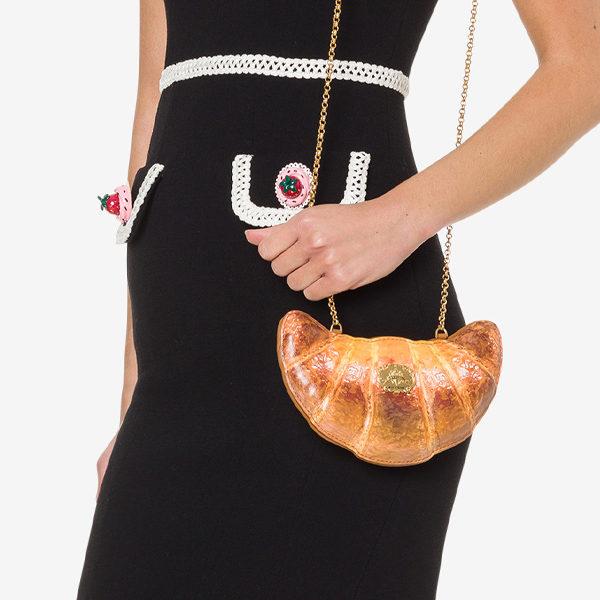 croissant crossbody bag