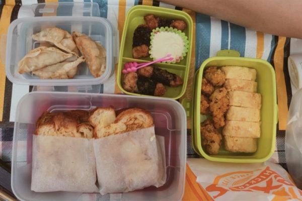 quality time picnic