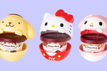 sanrio ice cream cups cover