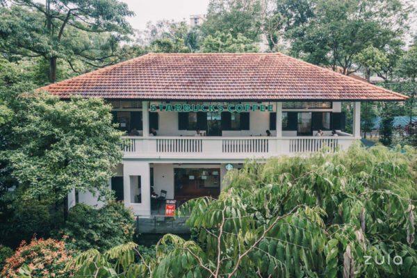 starbucks rochester park 1