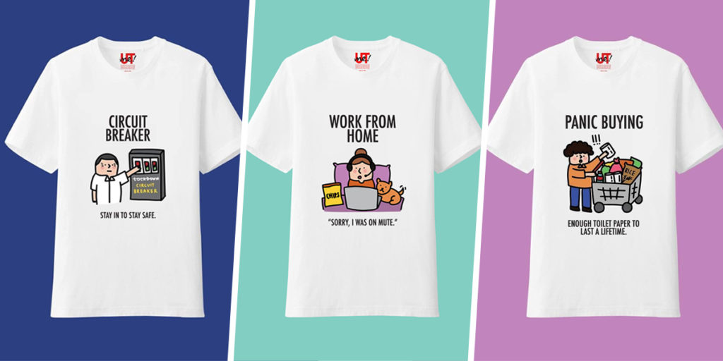 uniqlo the singaporean dream cover