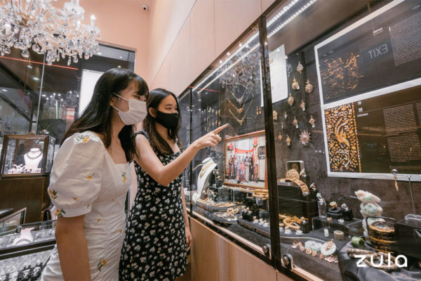 asian artistry fine jewellery changi airport