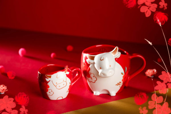 starbucks chinese new year mugs