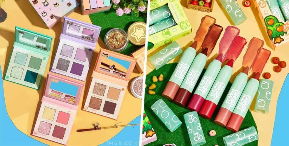colourpop animal crossing cover