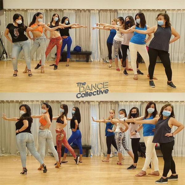 dance classes singapore dance collective