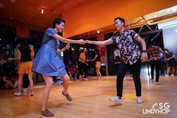 dance classes singapore lindy hop