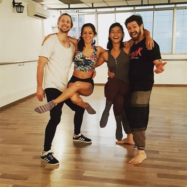 zouk dance academy