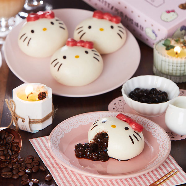 hello kitty chocolate buns 4