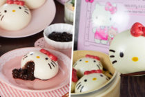 hello kitty chocolate buns cover