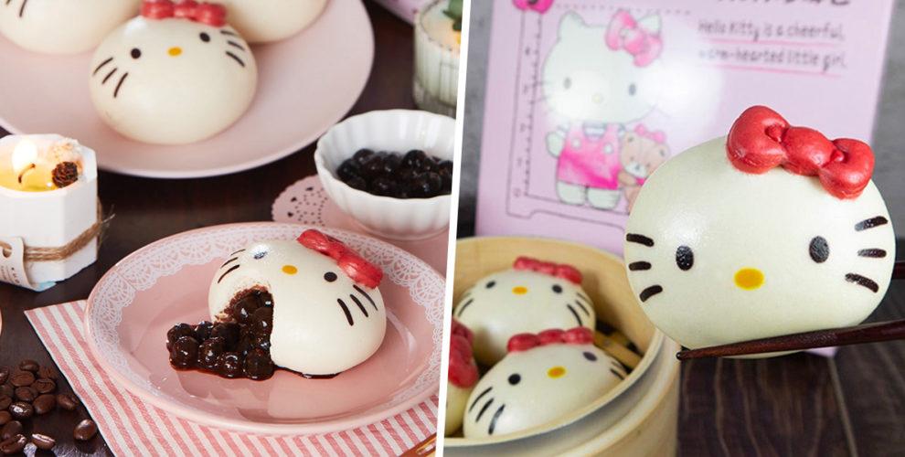 hello kitty chocolate buns cover