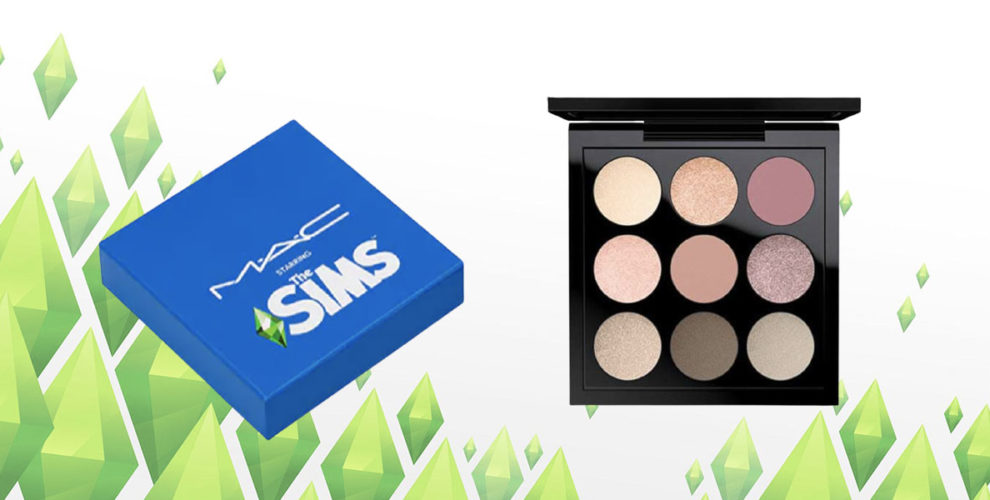 mac x the sims cover