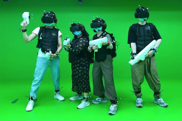 activities blow off steam - sandbox vr