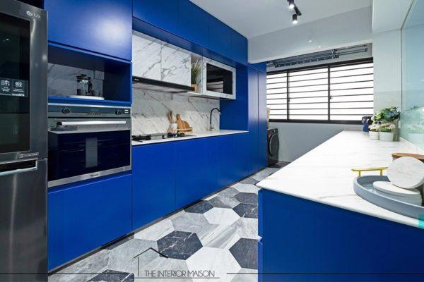 santorini blue bto
