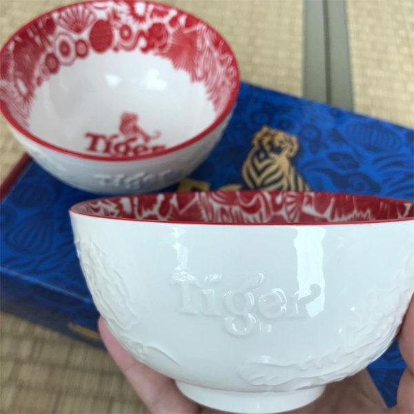 tiger beer cny bowl