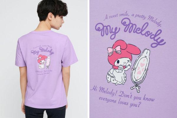 my melody womens' shirt