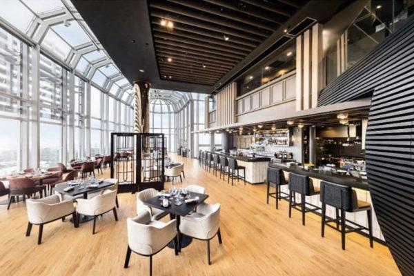 1 atico restaurant self-care