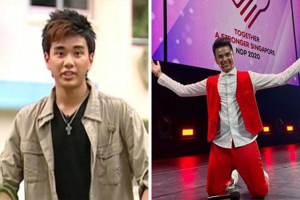 Singapore Idol Joakim