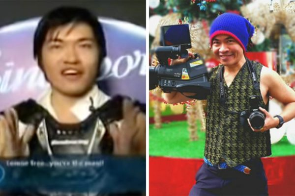 Singapore Idol Steven Lim