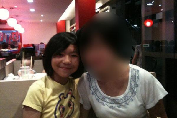 cny divorced parents mum