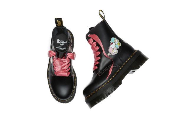 dr martens sanrio jadon boot