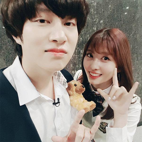 heechul and momo korean celeb couples