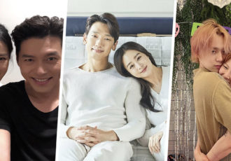 korean celeb couples cover