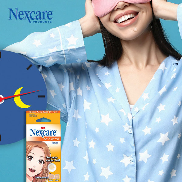 pimple patches nexcare