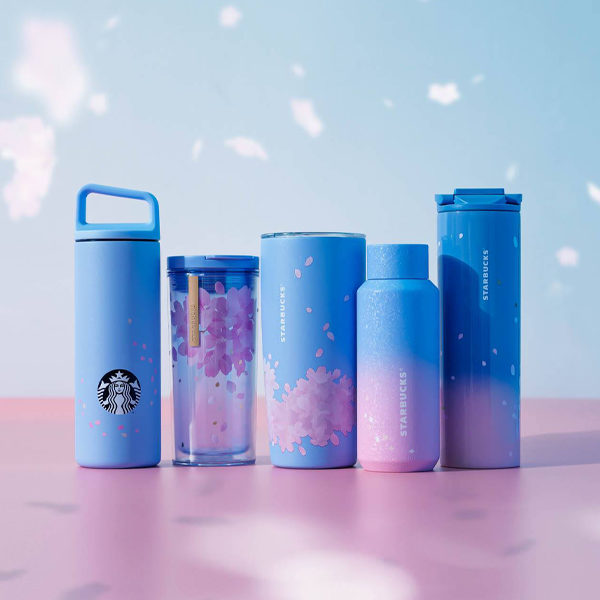 starbucks sakura 2021 blue