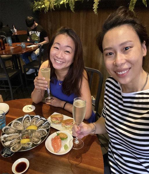 tanuki raw oysters self care