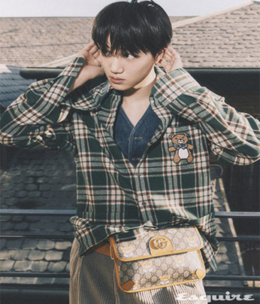 kai gucci bag