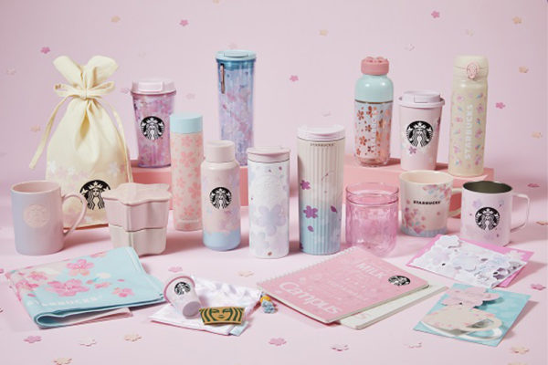 starbucks japan sakura 2021