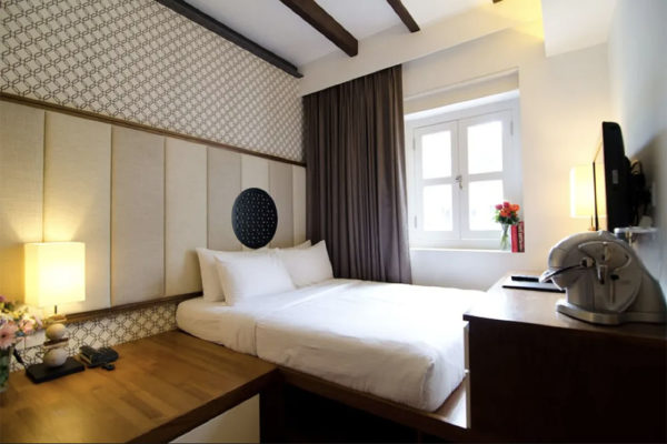 affordable staycations the sultan standard double room