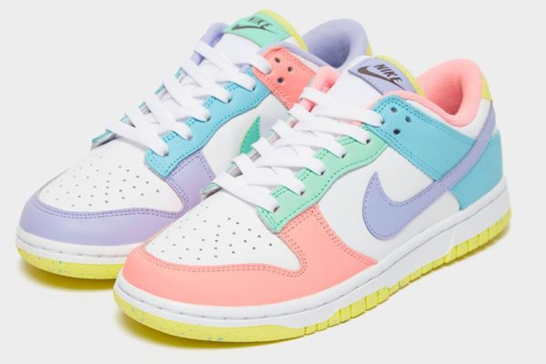 Nike Pastel Sneakers Dunk Low