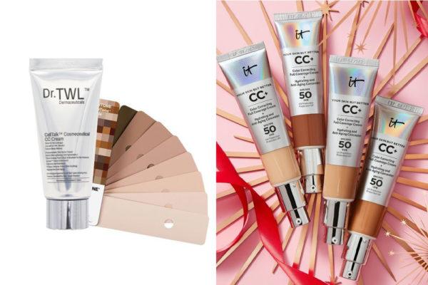 base makeup cc cream