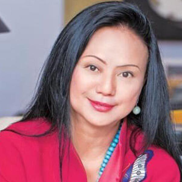 ultra rich women singapore claire