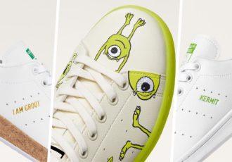 Adidas Disney Stan Smiths