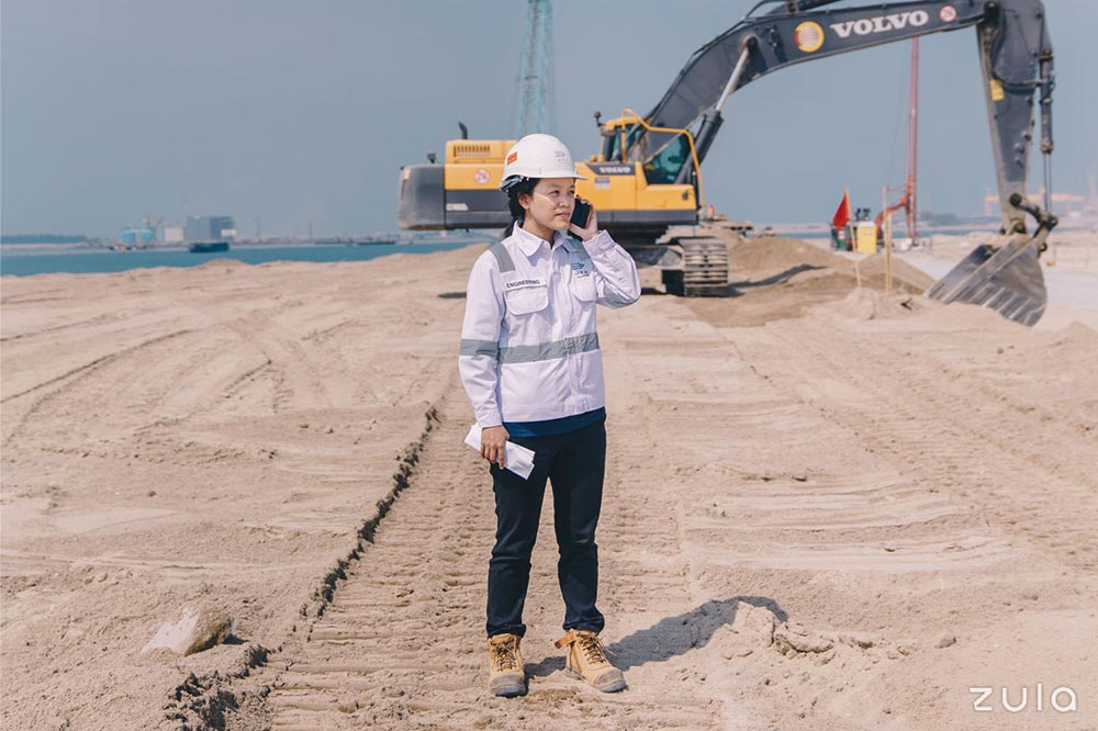 female-engineer-on-site
